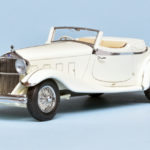 143 Matrix Delage D8S De Villas Roadster (1933)