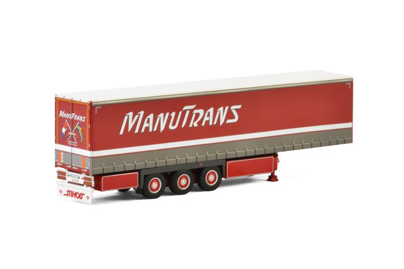 150 WSI Scania R580 Streamline Highline Manutrans oplegger