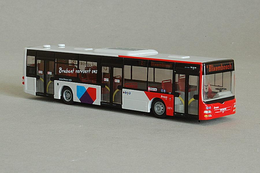 MAN Bravo bus