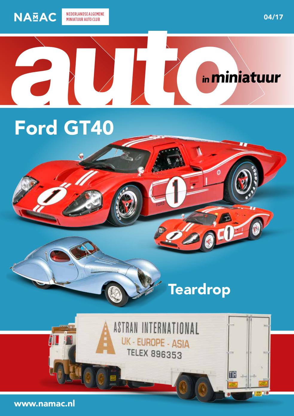 Auto in miniatuur 2017 | 4