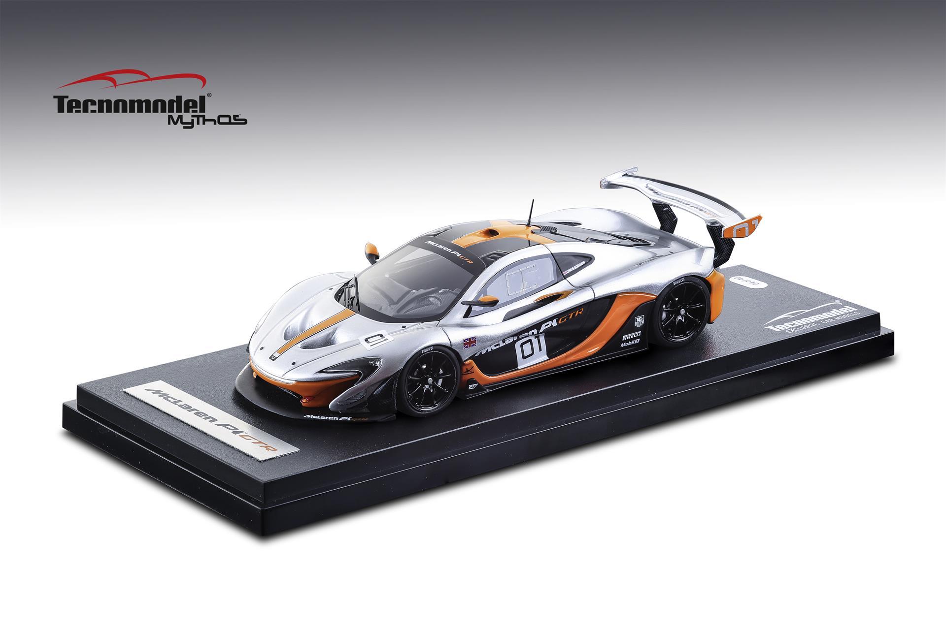 McLaren P1 GTR van Tecnomodel