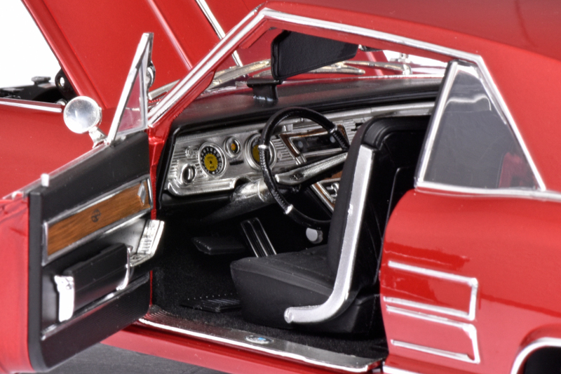 118 GMP Buick Riviera Tommy Ivo (1964) interieur