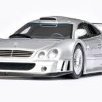 118 GT Spirit Mercedes-Benz CLK GTR coupe street