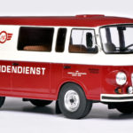 118 MCG Barkas B1000 bestel Kundendienst (1970)