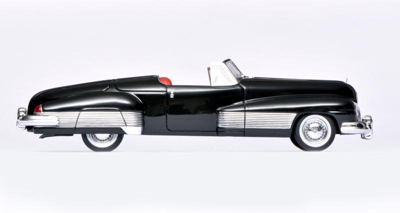 De eerste Buick concept