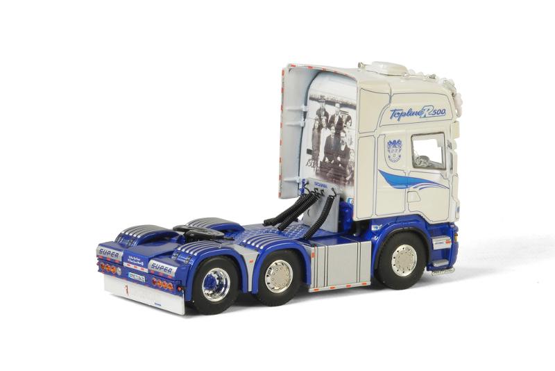 150 WSI Scania R500 Topline Kennedy achter