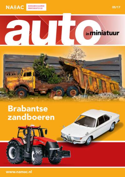 Auto in miniatuur 2017 | 5