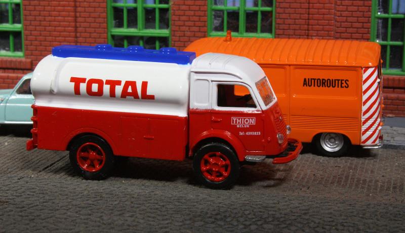Renault Gallion in 1:87