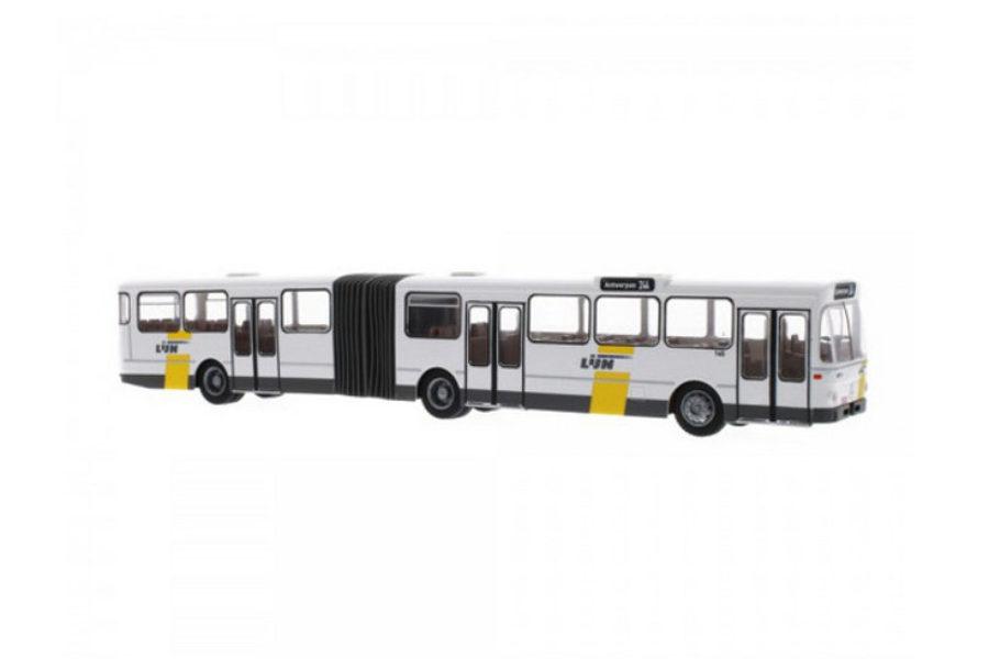 Gelede bus van Rietze