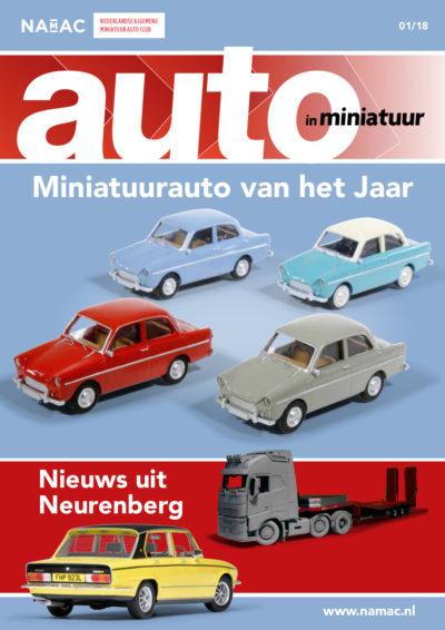 Auto in miniatuur 2018 | 1