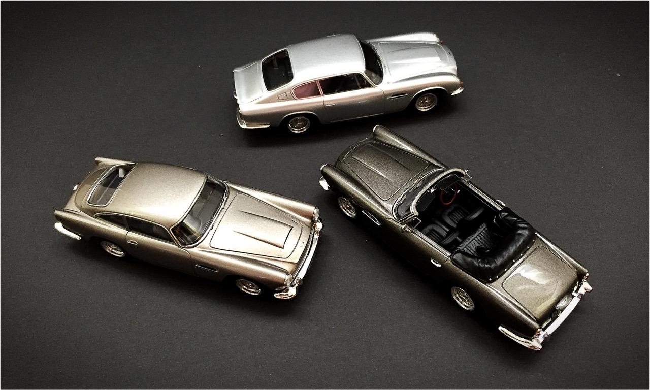 Astons van Spark