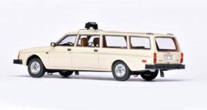 Lange Volvo van Matrix