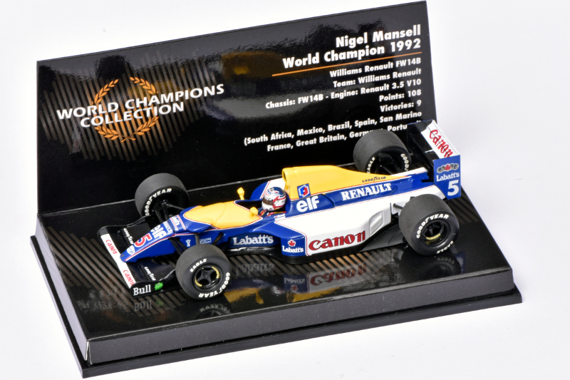 Williams van Mansell
