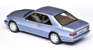 W124 Coupé in 1:18