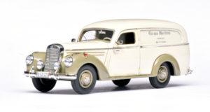 Bestelwagen van Mercedes