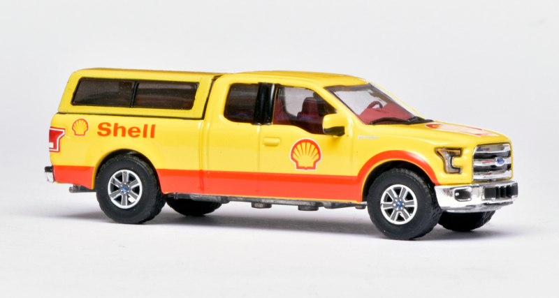 Ford F-150 van Greenlight