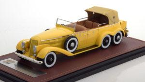 Hispano Suiza van GLM