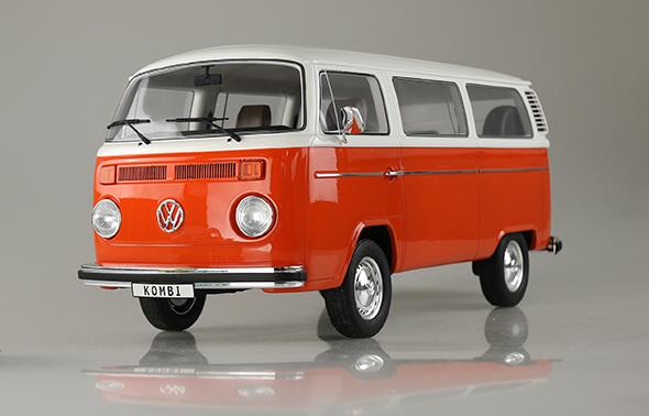 VW T2 in 1:12