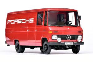 Mercedes busje
