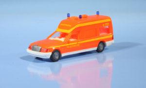 W124 Ambulance