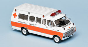 Dodge Horton Ambulance