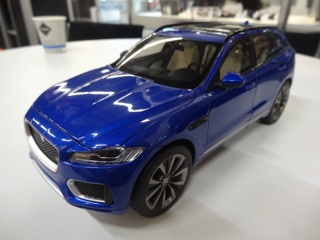 Neurenberg 2018 Tsm 1 18 Namac En Auto In Miniatuur
