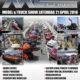 WSI XXL model & truck show