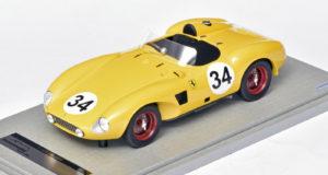 Gele Ferrari
