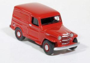 Willys Panel Van