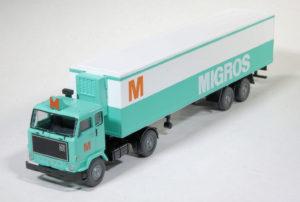 Migros Volvo
