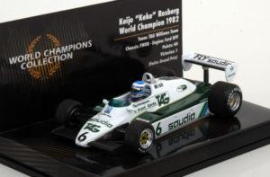 de Williams van Rosberg