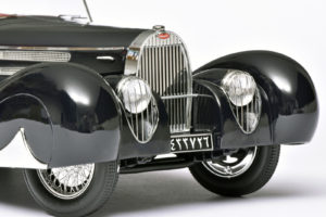 Bugatti van de Sjah