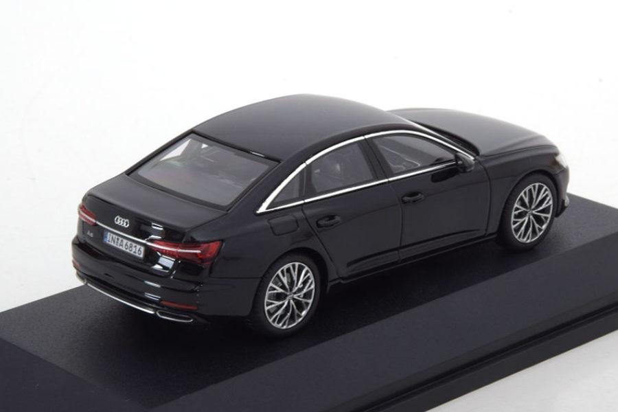 Nieuwe Audi's