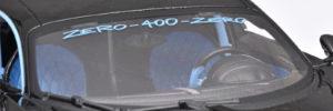 Bugatti Chiron Zero 400 Zero