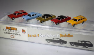 Opel Rekord C-modellen