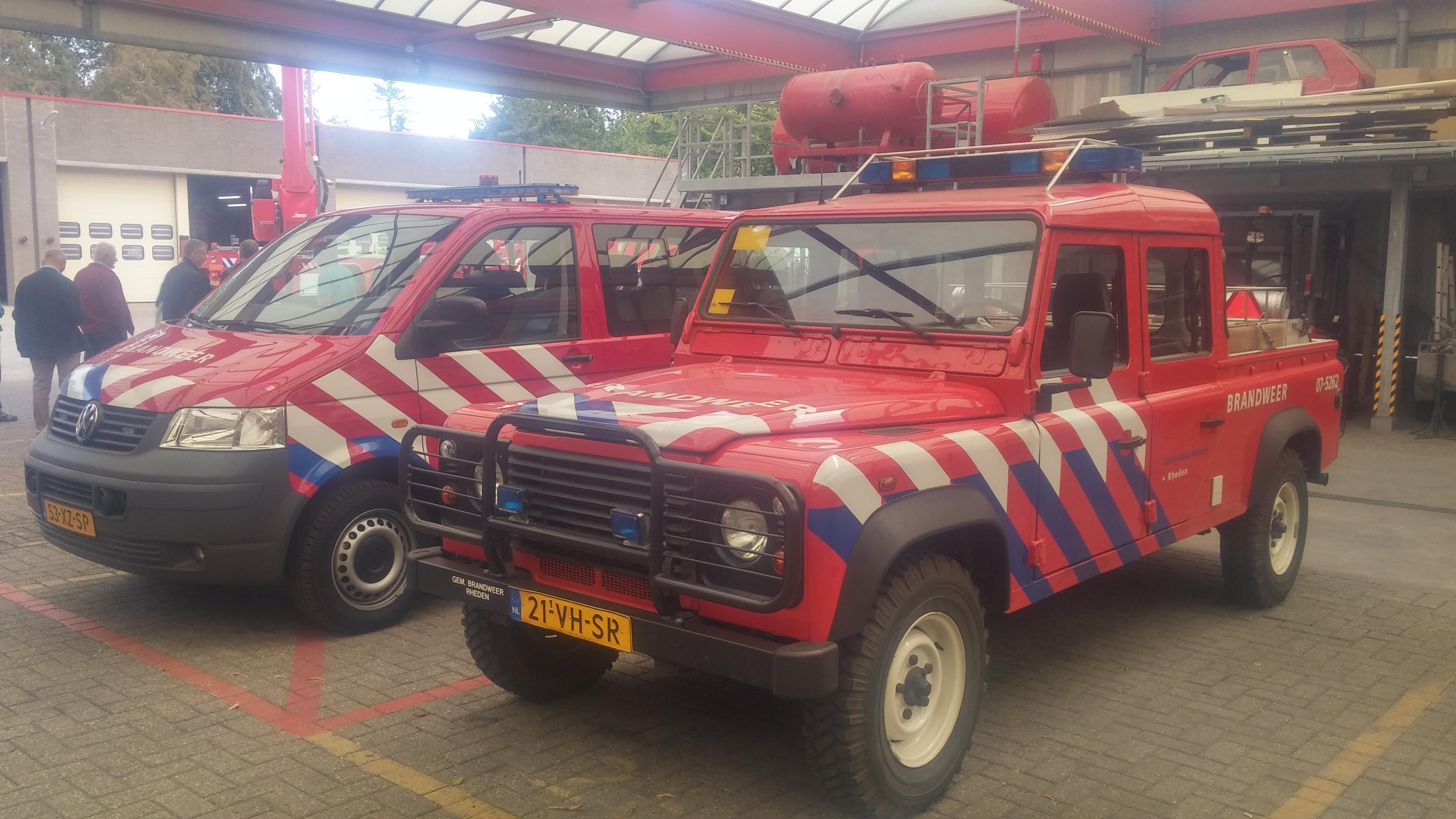 Regio Veluwe – Brandweer Gelderland-Midden