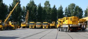 Regio Rijnmond & West | Nederhoff Kraanbedrijf