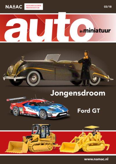 Auto in miniatuur 2018 | 3
