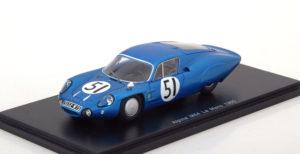Raceauto's van Spark