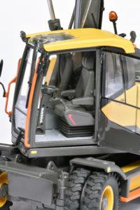 Volvo EWR150E + gereedschapsetje