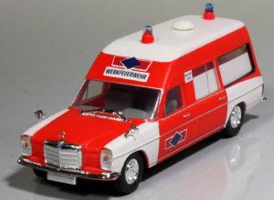 Binz-ambulance