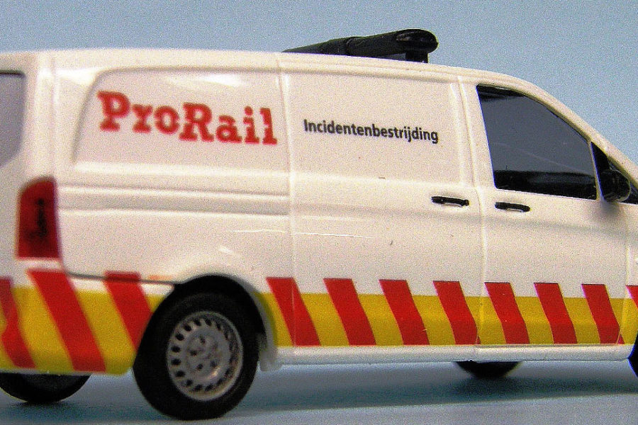 Prorail incidentenbestrijding