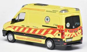 Hongaarse ambulance