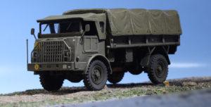 Twee militaire modellen van Artitec