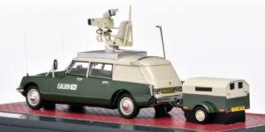 Citroën van de BBC