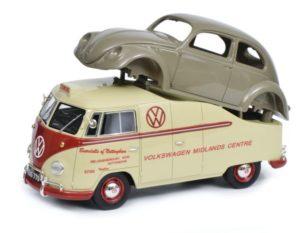 Volkswagen T1 1:43 & 1:18