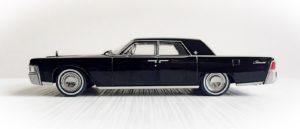 Lincolns van Greenlight
