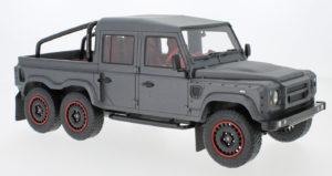 Zeswielige Land-Rover