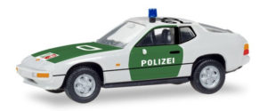Twee Porsches van Herpa