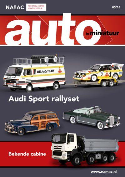 Auto in miniatuur 2018 | 5